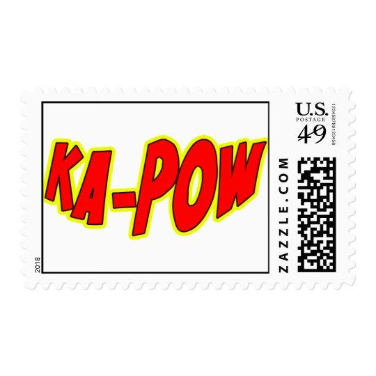 KA-POW POSTAGE