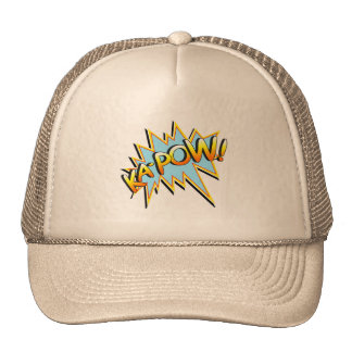 Ka-Pow Trucker Hat