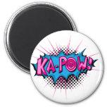 ¡Ka-Prisionero de guerra cómico del arte pop!