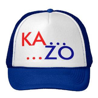 KA, ZO, ..., ... TRUCKER HAT