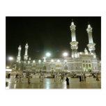 Kaaba Kaba Meca Mecca islam alá musulmán musulmán Tarjetas Postales