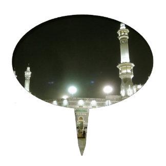 Kaaba Kaba Mecca Mecca Islam Allah Muslim Muslim Cake Topper