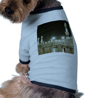 Kaaba Kaba Mecca Mecca Islam Allah Muslim Muslim Doggie Tee Shirt