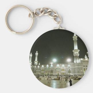Kaaba Kaba Mecca Mecca Islam Allah Muslim Muslim Keychain