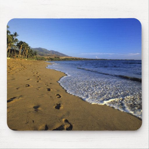 Kaanapali beach, Maui, Hawaii, USA Mouse Pads