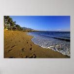 Kaanapali beach, Maui, Hawaii, USA Posters