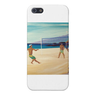 Kaanapali Beach Volleyball Covers For iPhone 5