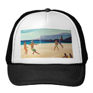 Kaanapali Beach Volleyball Hats
