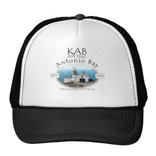 KAB AM 1340 Antonio Bay Radio Mesh Hats