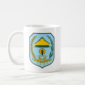 Kab, Indonesia Classic White Coffee Mug