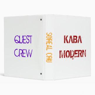 "KABA MODERNO CARPETA 1"""