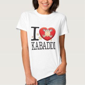 Kabaddi Love Man T-Shirt