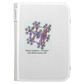 Kabai Graphics - Created with Mathematica (R) Kindle Cases