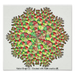 Kabai Graphics - Created with Mathematica (R) Posters