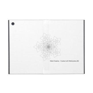 Kabai Graphics - Made with Mathemaica (R) iPad Mini Covers