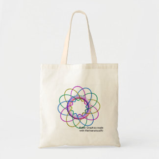 Kabai Graphics made with Mathematica (R) Tote Bags