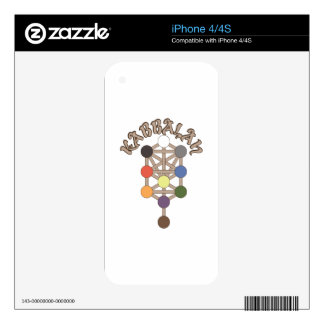 Kabbalah iPhone 4 Skin