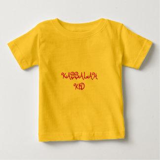 KABBALAH KID shirt for babies toddlers and kids
