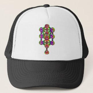 Kabbalistic Tree of Life Trucker Hat