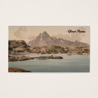Kabelvaag, Nord-Norge, Norway Business Card