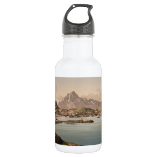 Kabelvaag, Nord-Norge, Norway Water Bottle