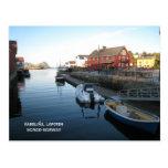 Kabelvåg, Lofoten Postkort Postcard