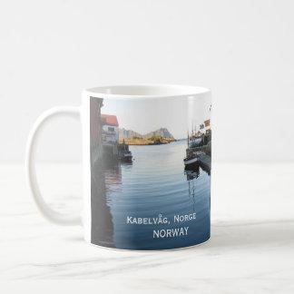 Kabelvåg, Norge Coffee Mugs