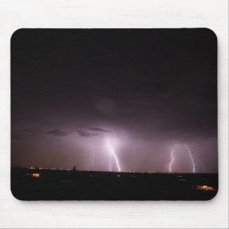 Kablam - Lightning Strike over Tucson Mouse Pad