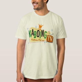 KaboingTV Organic T-Shirt