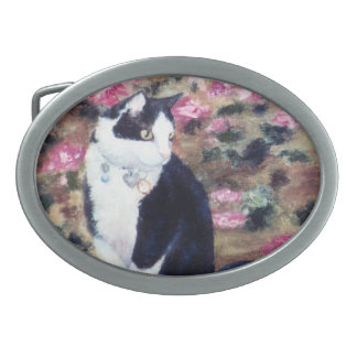 Kaboodles Cat Belt Buckle