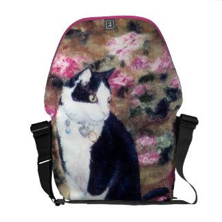 Kaboodles Cat Messenger Bag