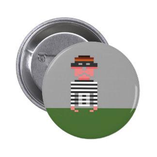 Kaboom 1 pinback button