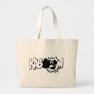 Kaboom! 3 Tote Bag