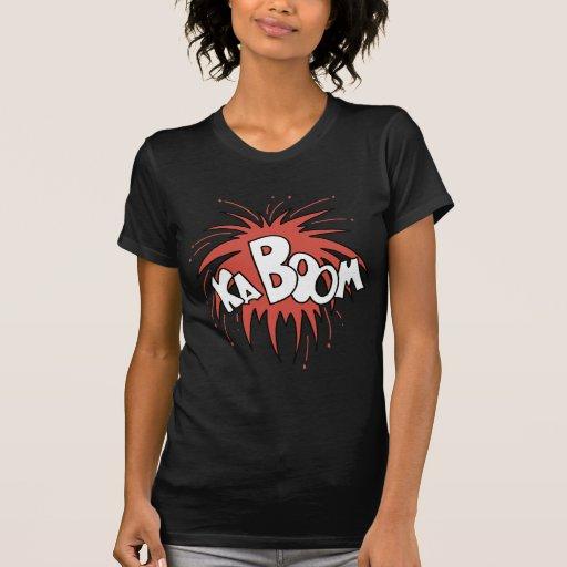 ¡Kaboom! Camiseta