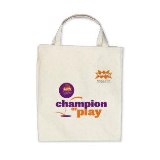 KaBOOM! Champion of Play Tote Bag