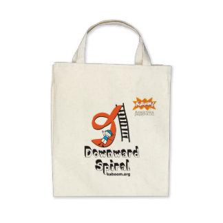 KaBOOM! Downward Spiral Bags