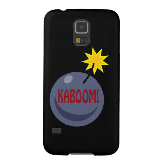 Kaboom Galaxy S5 Cover