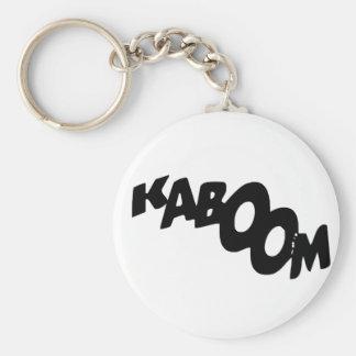 Kaboom II Keychain