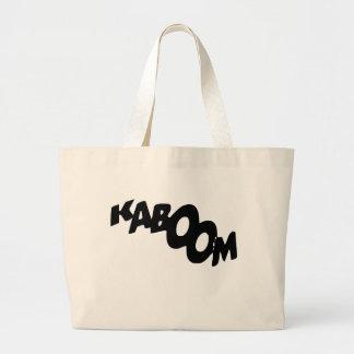 Kaboom II Tote Bag