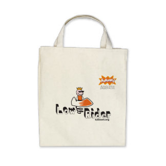 KaBOOM! Low Rider Grocery Bag