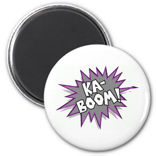 kaboom! magnets