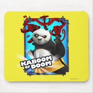 Kaboom of Doom Mousepads