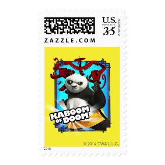 Kaboom of Doom Postage
