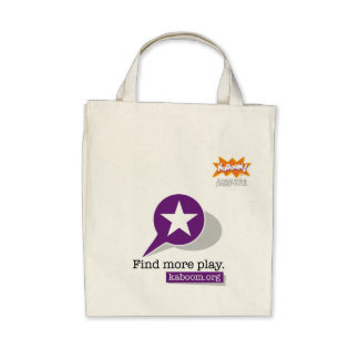KaBOOM! Playspace Finder Tote Bag