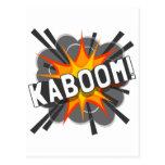 ¡KABOOM! POSTAL