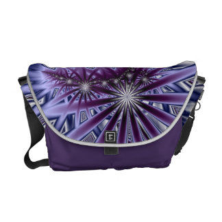 Kaboom! Rickshaw Messenger Bag