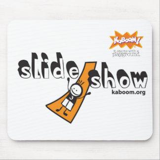 KaBOOM! Slide Show Mouse Pad