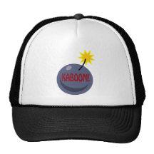 Kaboom Trucker Hat
