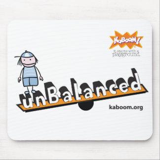 KaBOOM! Unbalanced Mouse Pad