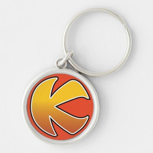 ¡kaboum de los clés del porte! llaveros personalizados